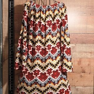 West Loop Womens Long Sleeve Dress Size Small